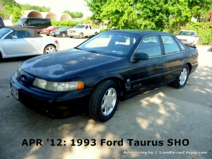 1993 Ford Tauurs SHO