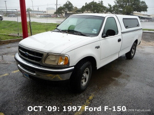OCT '09: 1997 Ford F-150